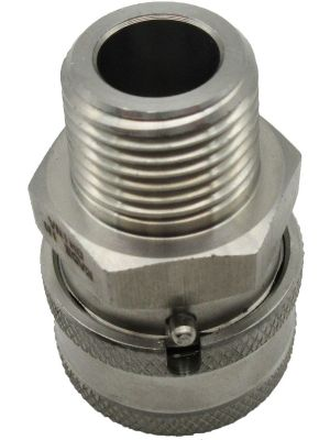 QUICK CONNECT COUPLER, 1/2