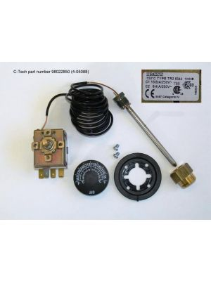 Thermostat, Adjustable 302F