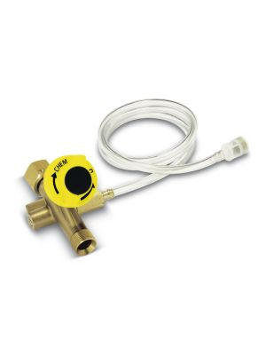 CLEANING AGENT INJECTOR FOR HIGH PRESSURE (without nozzle)