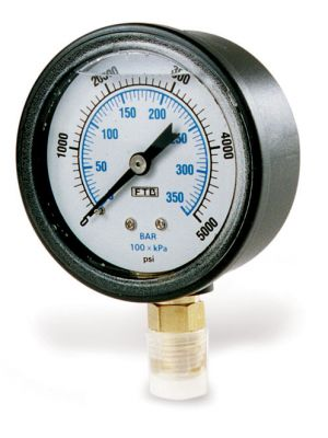 Corrosion Resistant ABS High Pressure Gauges