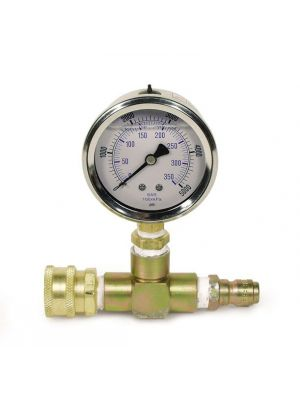 Pressure Gauge Assembly - 5000PSI