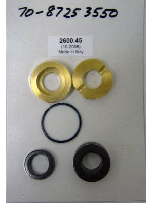 Kit, Complete U-Seal Packing, 15mm
