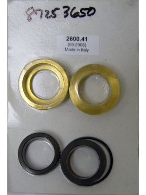 COMPLETE U-SEAL PACKING KIT, 25mm