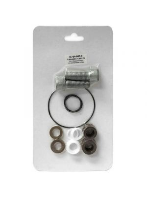 KIT, PLUNGER U-SEALS 14MM (3)