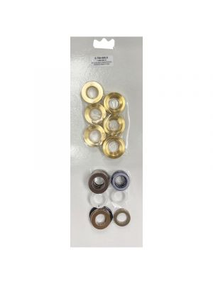 COMPLETE U-SEAL PACKING KIT, 18MM, 3 PACK