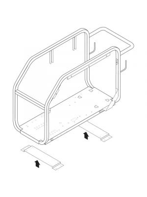 Skid Mounting Assembly Kit, MHC