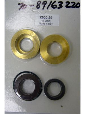 COMPLETE U-SEAL PACKING KIT, 20mm