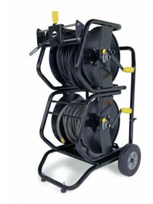 REEL CART SYSTEM FOR READY STACK HOSE REELS (reels not included)