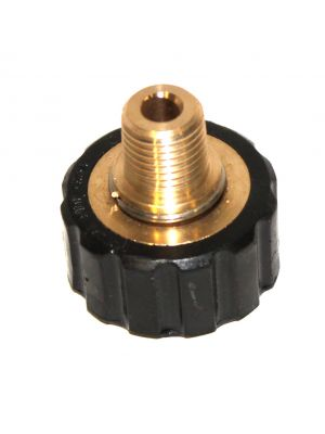 COUPLER, TWIST SEAL, 1/4