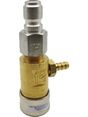 CHEMICAL INJECTOR, NON ADJUSTABLE, 3-5 GPM
