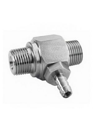 INJECTOR, SS, NON-ADJUSTABLE