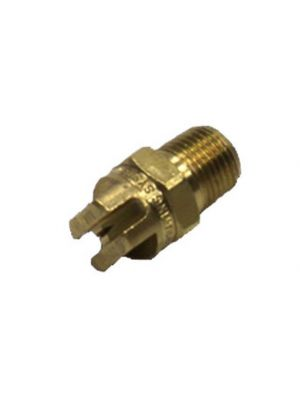 SOAP NOZZLE ONLY, H, 1/8, U-6540, BRASS