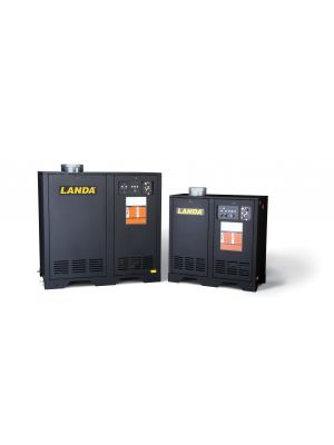 ENG: Compact, Natural Gas or LP-Heated Hot Water Pressure Washer