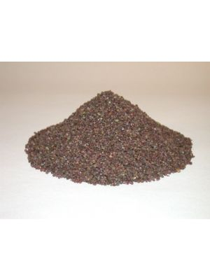 Garnet, 30 X 40, 100Lb. Bag (Price Per Pound - Sold By The Lb In 100Lb Increments)