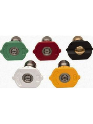 QUICK CONNECT, 5-PACK, COLOR-CODED NOZZLE KITS, GP