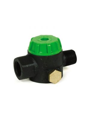 GREEN CAP IN-LINE FILTER AND PARTS