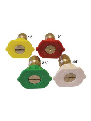 Legacy 4 & 5 Pack Color Coded QC Nozzle Kits