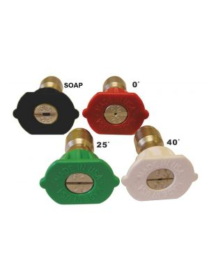 QUICK CONNECT, 4-PACK, COLOR-CODED NOZZLE KITS, LEGACY