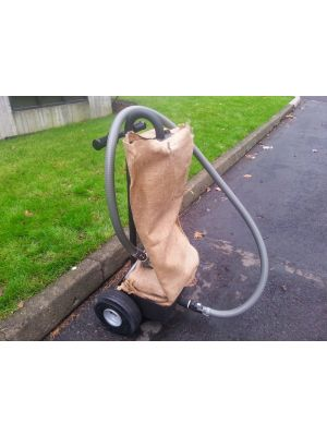 Shallow Pit Cleaner with Cart