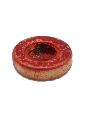 RUPTURE DISK, 8000 PSI, RED