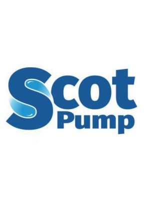 SCOT PUMP, 3HP, 208/230V, 1PH, 50 GPM, 50 PSI