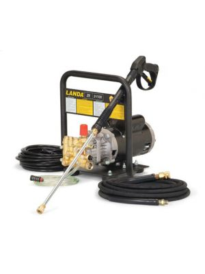 ZE, Portable, Handheld, Electric-Powered, Cold Water Pressure Washer